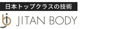 「JITAN BODY整体院 幡ヶ谷」 ロゴ